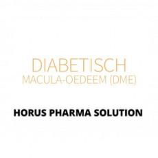DIABETISCH MACULA-OEDEEM (DME)